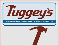 Tuggey's Hardware Re-branding