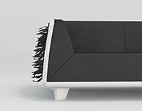 KUKER sofa