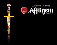 Affligem Beer Tap & Tower