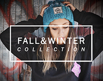COLLECTION 2 FALL&WINTER // NEW BORDER 2014