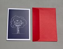 Treehouse Card