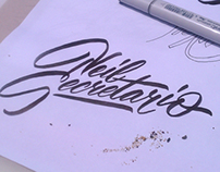 Neil Secretario Sketch