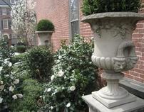 mw design group llc Society Hill garden