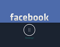 Facebook II - Redesign