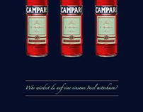 CAMPARI // Kampagne