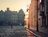 Old Market Sunrise