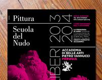 """Loca&Flyer """"Corsi Liberi"""" ABA PG / 2013"""