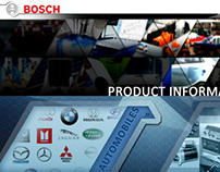 Touch Screen (Bosch )