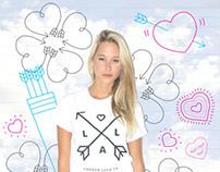 London Loves LA 'Candyland' Lookbook