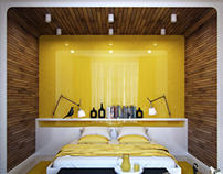 Hotel suite concept