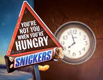 Snickers - Tickets to Trysil