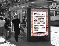 Poster - Festival de Chaumont
