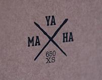 Yamaha 650 XS