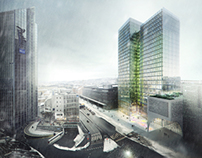 Postgirobygget rehabilitation project, Oslo - TOPIC ARK