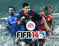 FIFA 14 - Poster