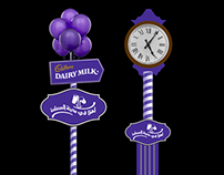 Cadbury Bubbly launch Event