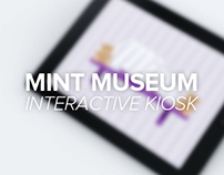Mint Museum Kiosk - Class Assignment