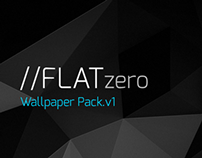 FLATzero Wallpaper Pack