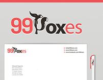 99foxes - Branding + Merchandise