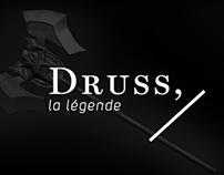 Druss, la légende