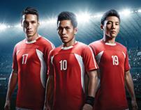 Clear // Ayo Indonesia Bisa // Print Ad