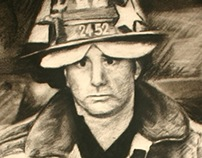 Retired Firefighter Ronald Parker
