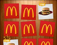 McDonald's Memory Game
