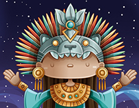Diosa del agua / Water goddess