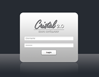 Cristal - doors configurator | Web Application