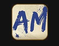 Adrian Mole Secret Diary App.