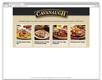 Cavanaugh Sausage Recipes