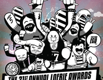 The Loerie Awards After Party Campaign