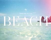 Beach Photo Edits