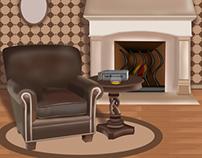 Cozy corner ...