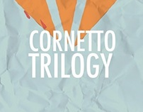 PaperCut Poster: Cornetto Trilogy