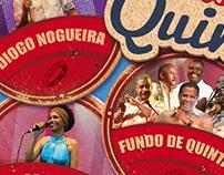 Do Fundo do Nosso Quintal - CD/DVD