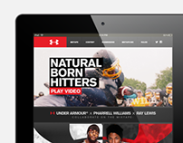 Under Armour - Natural Born Hitters