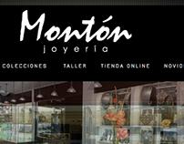 JOYERÍA MONTÓN web
