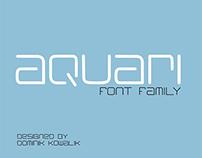 Aquari Font Family