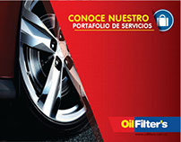 Brochure Corporativo Oil Filter's