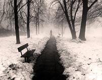 Winter melancholia (photo essay)