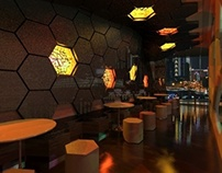 The Hive - Insect Inspired Interior Architecture