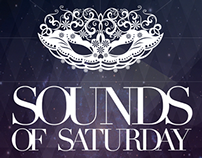 SOUNDS OF SATURDAY - CLUB FOAM