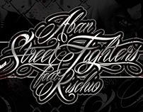 """Aban """"Street Fighters"""" ft Rischio (Official Video)"""
