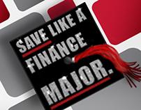 Digital Banners for Nissan College Grad Cash