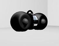 Boombox Designs | 3D Design