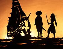 Piratas del caribe (Fotografía)