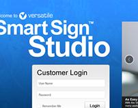 Software UI/UX Design & Art Direction   Versatile