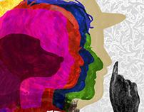 El Infinito Silencio - Theater Poster