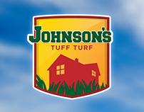 Johnson's Tuff Turf Identity & Branding